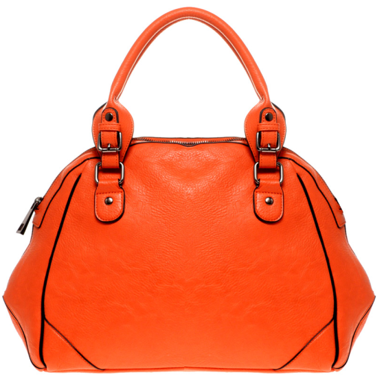 Bolso ASOS Bright Bowler Bag
