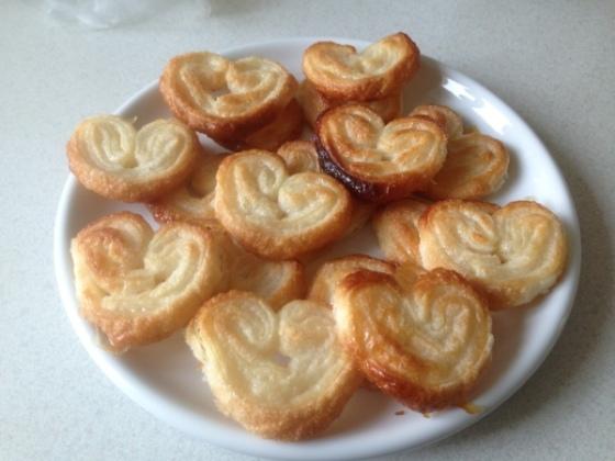 receta-palmeritas-de-hojaldre